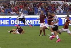 Juventusun deplasmanda Romaya attığı en iyi goller