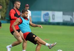 Göztepe, Başakşehir maçının hazırlıklarını sürdürdü