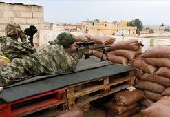 Barış Pınarı bölgesinde terör saldırısı önlendi