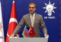 Ömer Çelik: Türkiye sonuna kadar Azerbaycanın yanındadır
