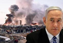 Netanyahudan flaş Beyrut iddiası: Yeni bir patlama olabilir