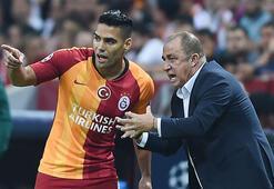 Galatasarayda Fatih Terimden flaş Falcao kararı