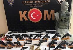 Suç örgütü liderleri yakalandı Peş peşe baskınlar
