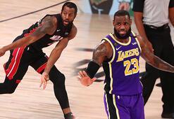 Heat 4üncü, Lakers 17nci NBA şampiyonluğu peşinde