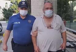 Eşiyle tartışırken araya giren kızını bıçaklayan baba tutuklandı