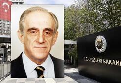 Eski Dışişleri Bakanı Ali Bozer, koronavirüsten hayatını kaybetti