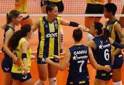 Fenerbahçe Opet - Çan Gençlik Kalespor: 3-1
