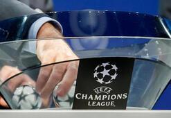 Şampiyonlar Liginde Başakşehir'in kura heyecanı