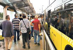 Şehir içi ulaşıma 'HES' şartı