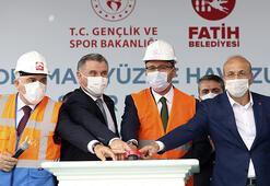 Bakan Kasapoğlu: Şampiyonlar yetiştireceğiz