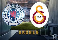 (UEFA Avrupa Ligi) Rangers-Galatasaray maçı saat kaçta hangi kanalda (Muhtemel 11ler)