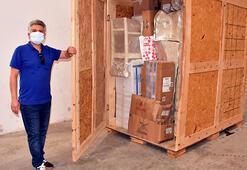Evleri boşaltan üniversiteliler depo konteynerlere yöneldi