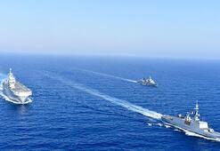 Son dakika Yeni Navtex NATO üyesi ülkeler Doğu Akdenizde tatbikat yapacak
