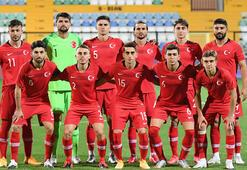 Ümit Milli Futbol Takımının İngiltere maçı aday kadrosu açıklandı