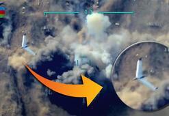 Görüntüdeki İsrail yapımı Orbiter detayı Bayraktar TB2 SİHAnın kadrajına girdi