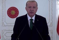 Son dakika Cumhurbaşkanı Erdoğandan dünyaya kadına şiddette sıfır tolerans mesajı