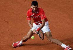 Djokovic, Fransa Açıkta üçüncü turda