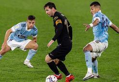 Celta Vigo -  Barcelona: 0-3