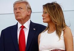 Dünyada son dakika Donald Trump ve eşi koronavirüse yakalandı
