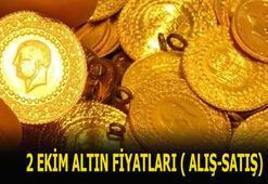 Altın fiyatları canlı takip ekranı bugünkü durum: Son dakika 2 Ekim gram, çeyrek, yarım ve altın fiyatları ne kadar, kaç TL