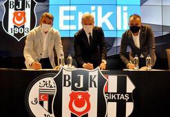 Beşiktaştan yeni sponsorluk anlaşması