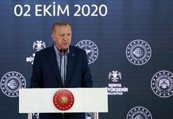 Son dakika Cumhurbaşkanı Erdoğandan dikkat çeken kuşatma vurgusu