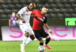 Gaziantep FK - Trabzonspor: 1-1
