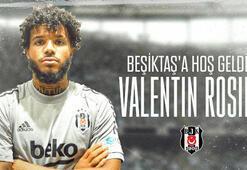 Son dakika | Beşiktaş, Valentin Rosier transferini açıkladı