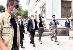 HDP'li başkanın yerine vali atandı
