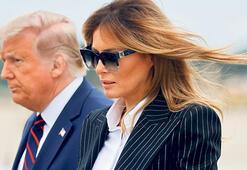 Koronavirüs Trump'ı da gördü