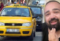 Taksiciden 750 bin TLlik vurgun iddiası