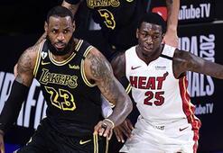 Lakers, Heate karşı seride 2-0 öne geçti