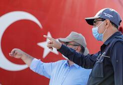 Bakan Dönmez: Kanuni, 2021de Karadenizde Fatihle birlikte sondaj yapacak