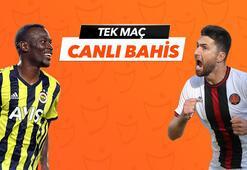 Fenerbahçe - Fatih Karagümrük maçı Tek Maç ve Canlı Bahis seçenekleriyle Misli.com'da