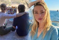 Amber Heard: Hiçbir şey özlemimi azaltmıyor