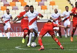 Yeni Malatyaspor - Antalyaspor: 1-0