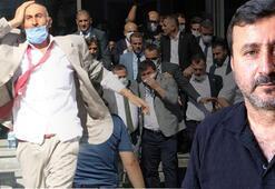 Genel merkezdeki arbedede darbedildiğini öne süren İYİ Parti ilçe başkanı konuştu