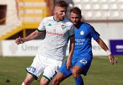 TFF 1. Lig: Tuzlaspor: 3 - Bursaspor: 3