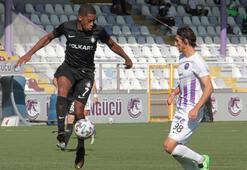 TFF 1. Lig: Ankara Keçiörengücü: 0 - Altay : 1
