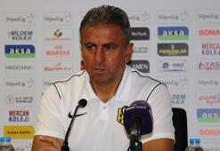 Hamza Hamzaoğlu: Oyuncularımızın sahadaki performansı oldukça iyiydi