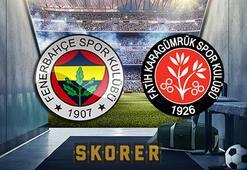 Fenerbahçe - Karagümrük maçı hangi kanalda saat kaçta Mücadelenin 11leri...