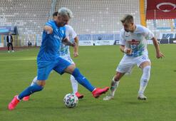Erzurumspor - Çaykur Rizespor: 0-0