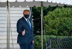 Son dakika: Trumpın sağlık durumuyla ilgili yeni açıklama