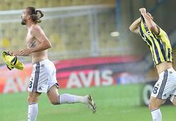 Son dakika   Fenerbahçe - Karagümrük maçında Caner Erkin çılgına döndü Kenara gelip...
