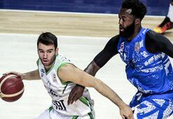 TOFAŞ - Büyükçekmece Basketbol: 94-85