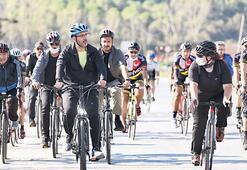 Bisiklet üzerinden spora davet