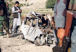 Afganistan'da yine bomba dehşeti