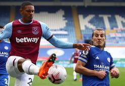 Leicester City-West Ham: 0-3