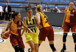 Fenerbahçe Öznur Kablo: 64 - Galatasaray: 61