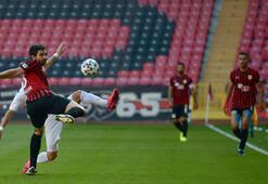 TFF 1. Lig - Eskişehirspor: 1 - Ümraniyespor: 1